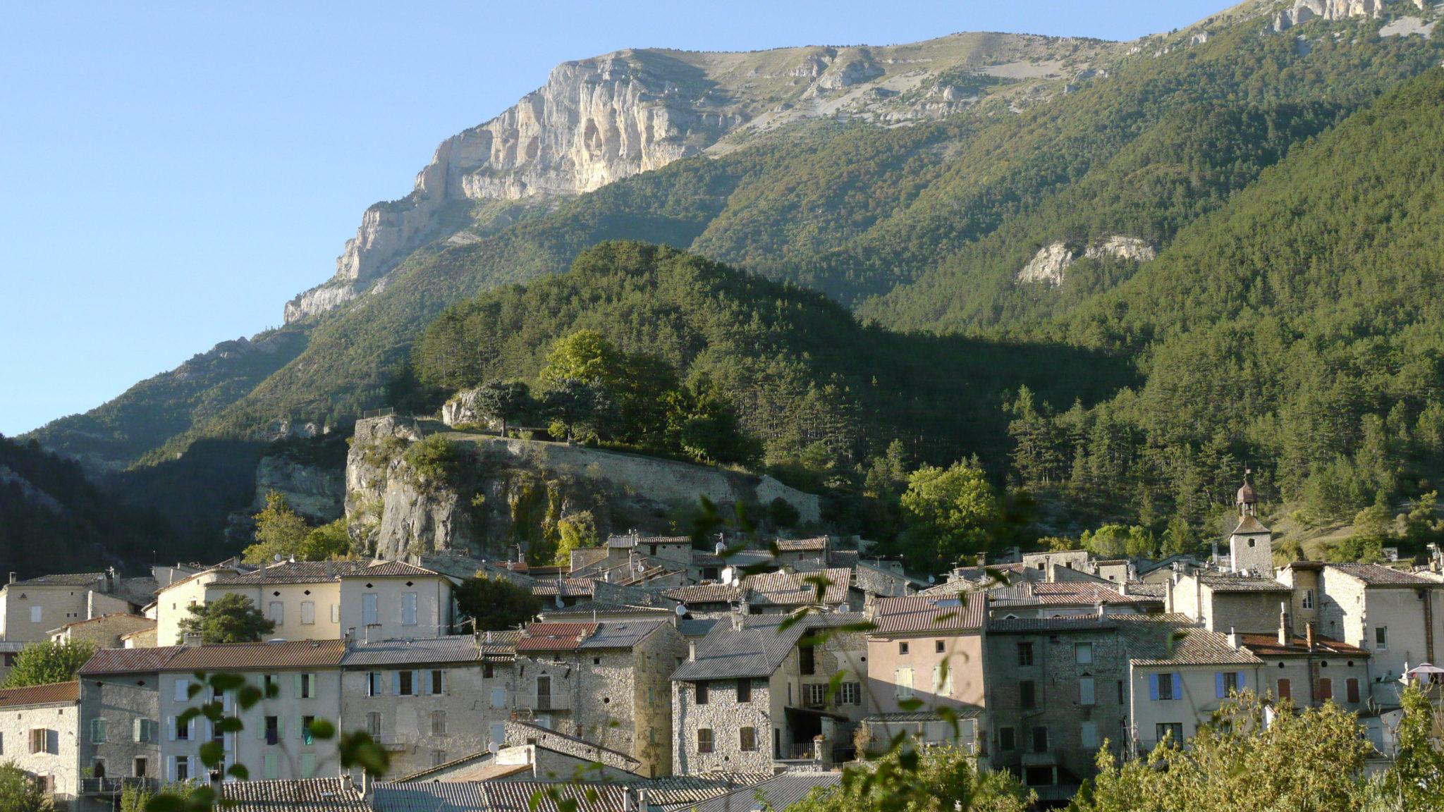 Châtillon Dorf