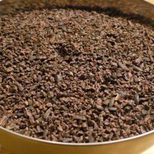 Pépites de cacao crues